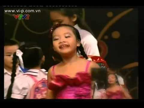 Bé Hát Tới lớp tới trường   Ca nhạc thiếu nhi Việt Nam