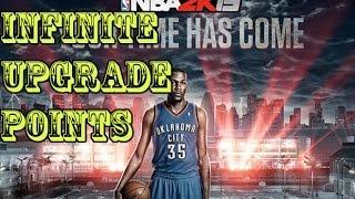 NBA 2K15-Infinite Upgrade Points Cheat For MyCareer-PC