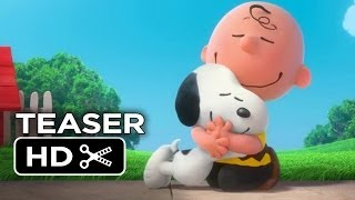 Peanuts Official Teaser Trailer #1 (2015) - Animated Movie HD