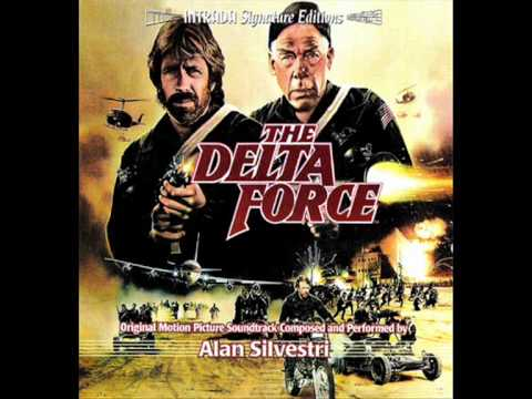 The Delta Force (1986) Complete Soundtrack Score Part 1 - Alan Silvestri
