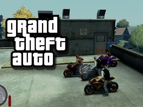 GTA - Crazy Races and Ramps #5 (Funny GTA Moments)