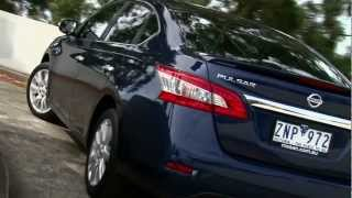 Nissan Pulsar Ti 2013 Car Review Video NRMA Drivers Seat
