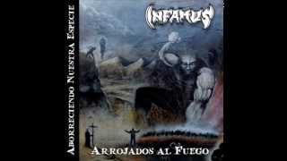 INFAMUS - Arrojados al Fuego (audio)
