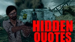 Nuketown Zombies Quotes Marlton & Richtofen (Black Ops 2