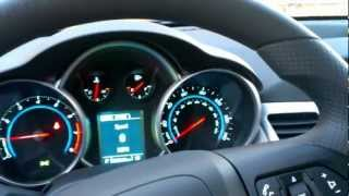 2013 Chevy Cruze LS Review