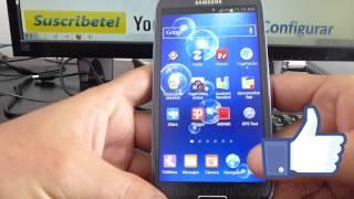 Como Ocultar Aplicaciones En Android Samsung Galaxy S3