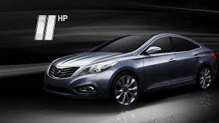 """Hyundai Grandeur 2013 """"Две Лошадиные Силы"""""""