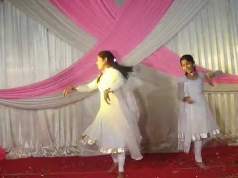Mera Ishq Sufiyana - Dance Performance by Anushka and Anjali