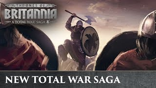 Total War Saga: Thrones of Britannia - Bejelentés Trailer