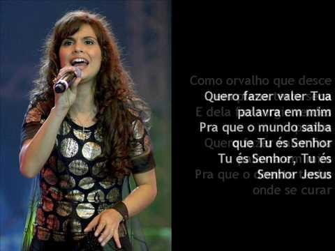 Aline Barros   Tua Palavra