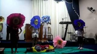 Aniversário Da Pastora-GM De Crianças Guapiaçu