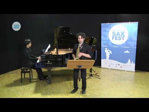Felix Renaud – Fase Eliminatòria – ANDORRA SAX FEST'14