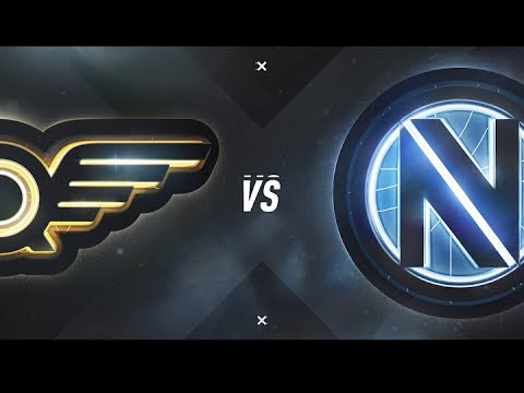 FLY vs NV - NA LCS Week 4 Day 3 Match Highlights (Summer 2017)