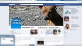 Colocar Foto No Perfil E Capa No Facebook 2012 Na Linha Do