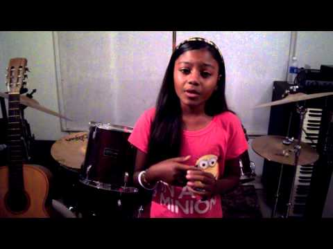 AMAZING 8 year old singing When I Was Your Man by Bruno Mars