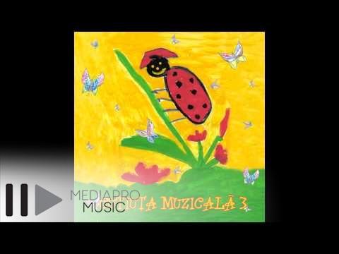 Cutiuta Muzicala 3 - Malina Olinescu - Bobocii