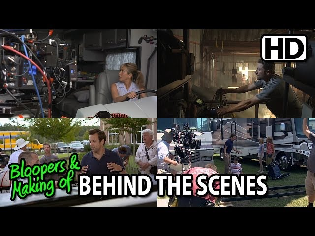 We're the Millers (2013) Making of & Behind the Scenes (Part2/3)
