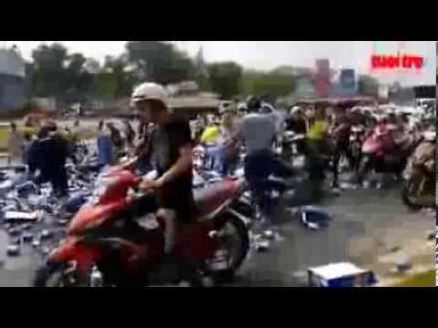 Shock- clip hôi bia tại Đồng Nai-  thật đáng xấu hổ