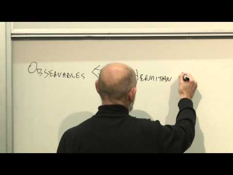 Lecture 3 | The Theoretical Minimum