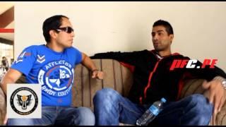Peru Fighting Championship 15 - Entrevista previa: Erickson Ibañez
