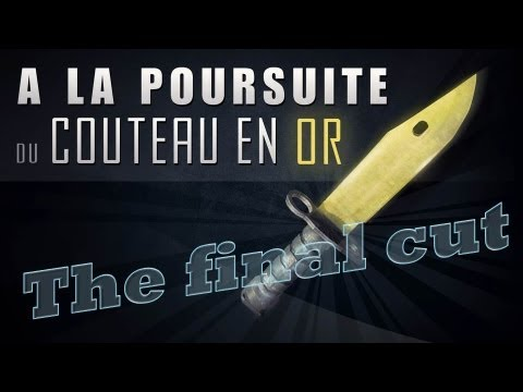 A la poursuite du couteau en Or The Final Cut #171