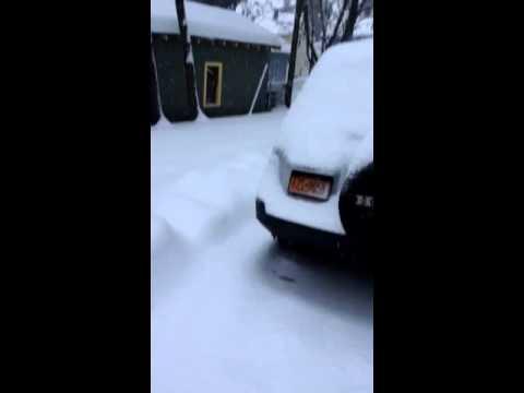 Winter Snow Storm Northeast