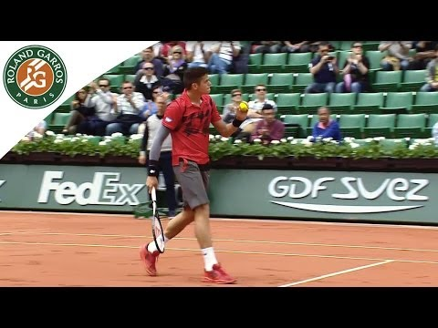 Highlights Milos Raonic / Nick Kyrgios 1st Round