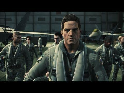 Ace Combat: Assault Horizon - Trailer [HD]