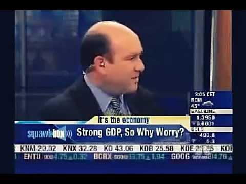 Flashback: Peter Schiff on CNBC SquawkBox 11/28/2005
