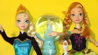 Disney Frozen Queen Elsa Musical Snow Wand With Princess