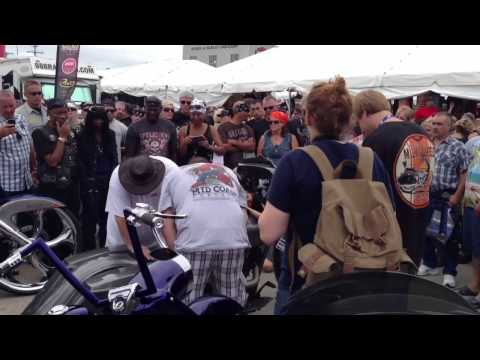 Milwaukee 110th Badass Bagger Show and Stereo Competition b