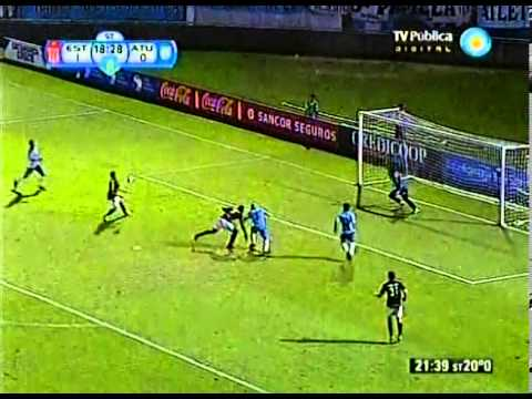 Estudiantes (LP) 2 - Atl.Tucuman 1