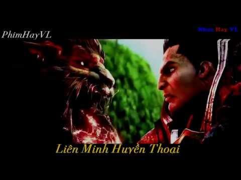 Phim Ngắn Liên Minh Huyền Thoại Hay | Lồng Tiếng Nhạc sàn Trung Quốc remix