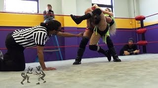 [Free Match] #TFT2: Candice LeRae Vs. JT Dunn Beyond