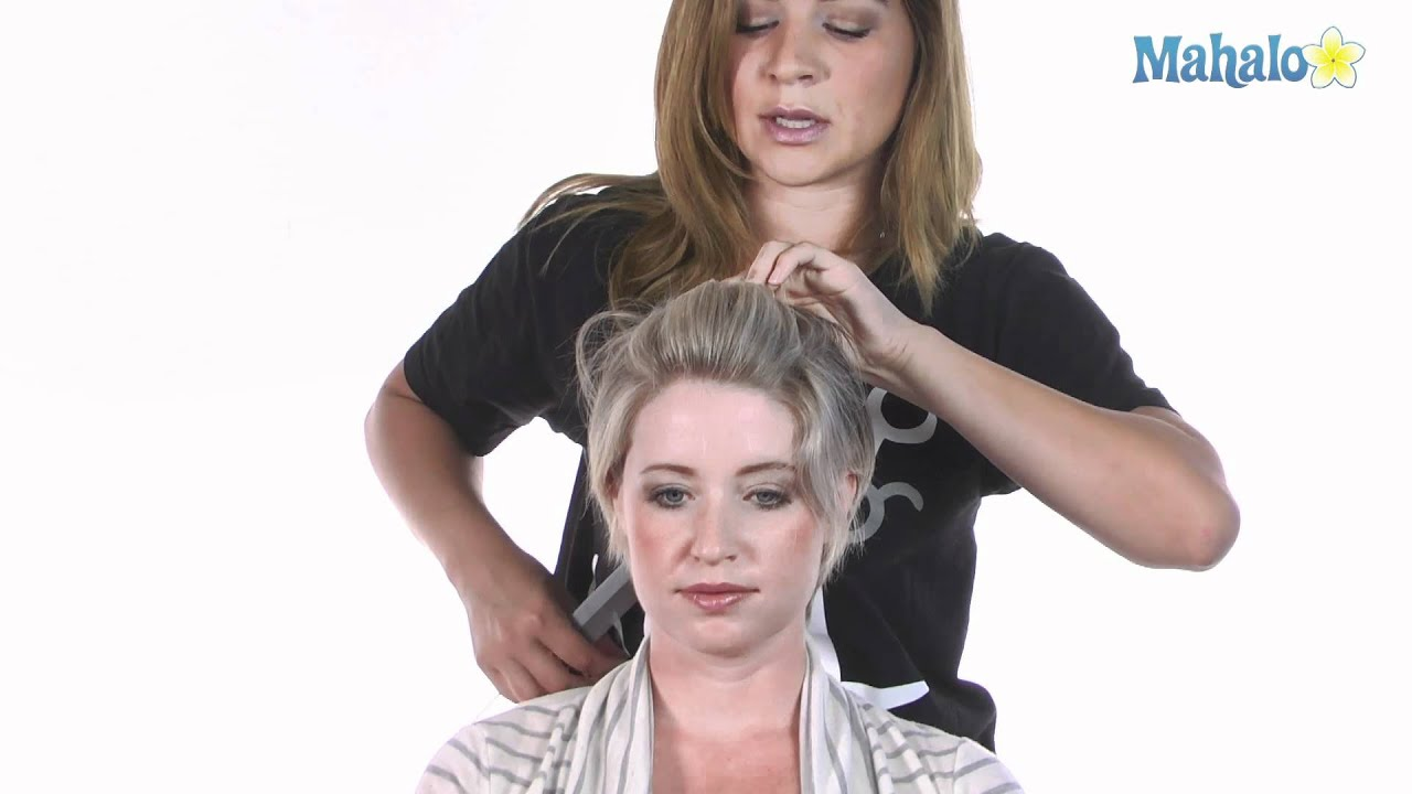 how to give your hair volume without teasing