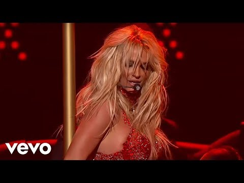 Britney Spears - Megamix - 2016 Billboard Music Awards
