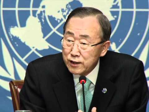 Syria: Full implementation of peace plan urged as UN pursues efforts to curb violence