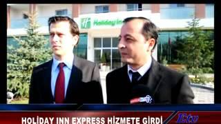 Holiday Inn Express Hizmete Başladı