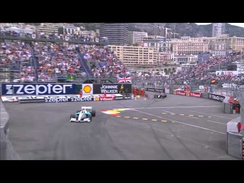 Formula Renault 3.5 Series - Monaco, Race Highlights