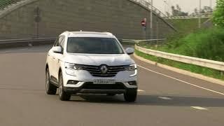 Наши тесты. Вып.952. Renault Koleos. Авто Плюс ТВ