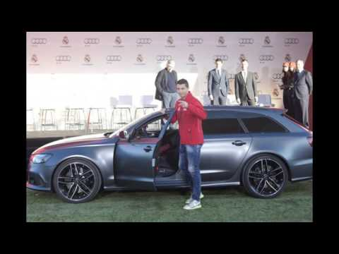 Ronaldo sở hữu 19 siêu xe có giá gần 5 triệu USD