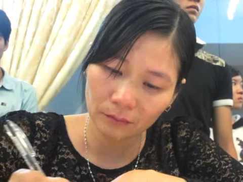 Clip nguoi dan Sai Gon roi le tien dua Dai Tuong Vo Nguyen Giap o Dinh Thong Nhat