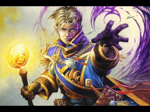 Hearthstone- Priest- Randuin Wrynn