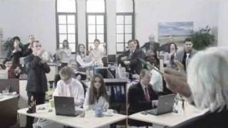 FUNNY MOZART IN THE OFFICE: Concert