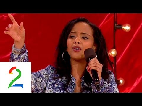 Ethiopian Abelone Melese on Norway Talent Show 2014