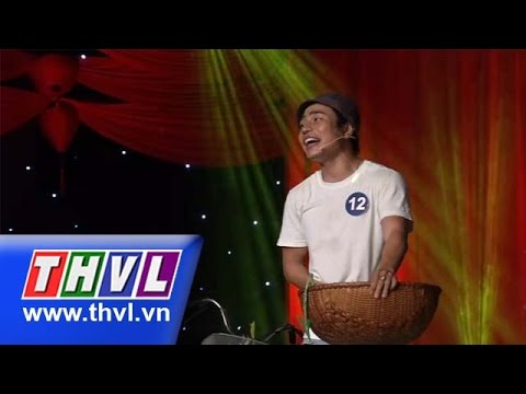THVL   Cười xuyên Việt - Vòng chung kết 1: Cậu bé bánh giò - Lê Dương Bảo Lâm