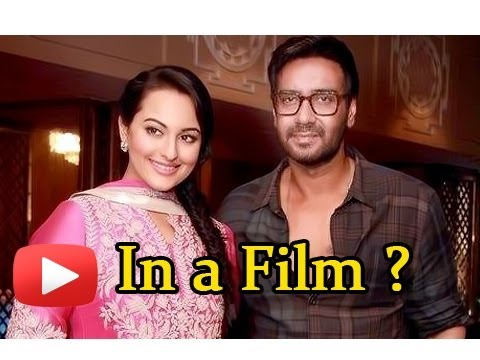 Son Of Sardar Couple Ajay Devgn - Sonakshi Sinha Together In A Film?