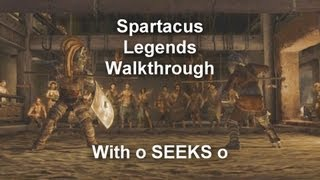 Spartacus : Legends Walkthrough With Tips And Tricks