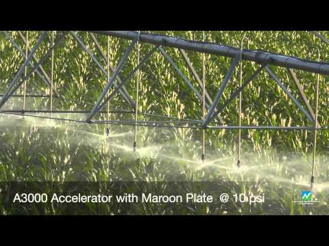 Sprinkler Packages & Guns Available for Reinke Pivot Systems from Nelson Irrigation