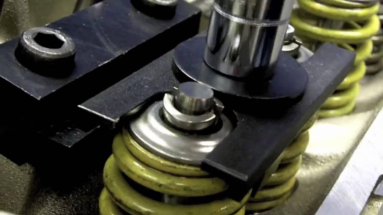 Ls Valve Spring Compressor By Proform Youtube